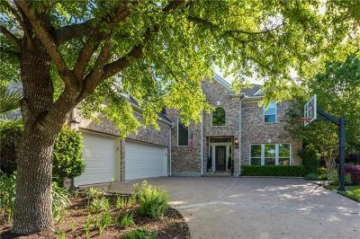Round Rock Single Family Home For Sale: 2001 Long Cv