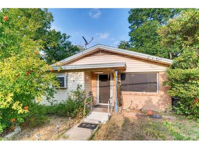Travis County Single Family Home For Sale: 8405 Bowling Green Dr