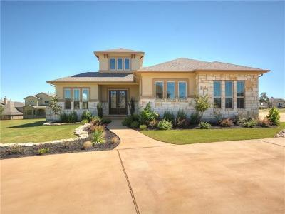 Leander Single Family Home For Sale: 2806 Crystal Falls Pkwy
