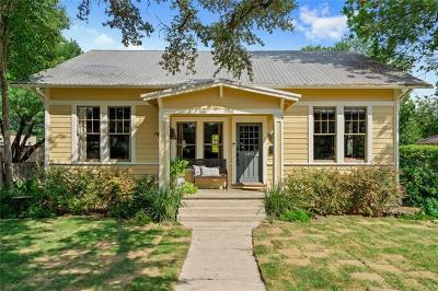 San Marcos Single Family Home For Sale: 1203 Belvin St