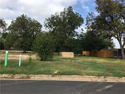 Georgetown Residential Lots & Land For Sale: 409 W 17th St