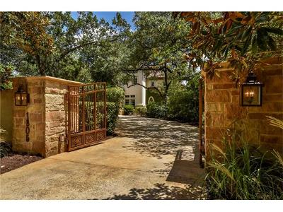 Austin Single Family Home For Sale: 1805 Stoneridge Ter