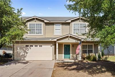 San Marcos Single Family Home For Sale: 105 Grant Ct