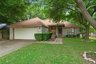Georgetown Single Family Home For Sale: 112 Parque Vista Dr
