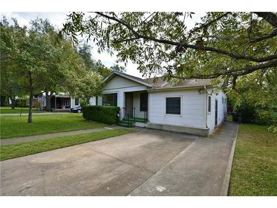Austin Single Family Home For Sale: 1309 Pasadena Dr