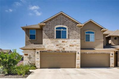 Round Rock Condo/Townhouse Pending - Taking Backups: 2880 Donnell Dr #2001