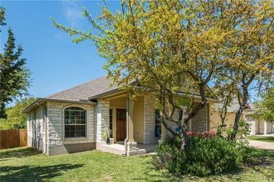 Dripping Springs Single Family Home Pending - Taking Backups: 17713 Linkhill Dr