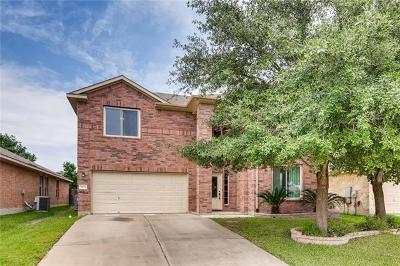 Pflugerville Single Family Home Pending - Taking Backups: 3904 Hidden Lake Xing
