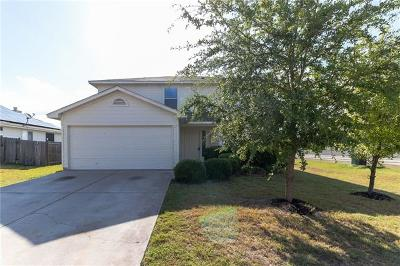 Round Rock Single Family Home Pending - Taking Backups: 1315 Anna Palm Way