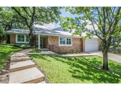 Single Family Home For Sale: 4705 Fawnwood Cv
