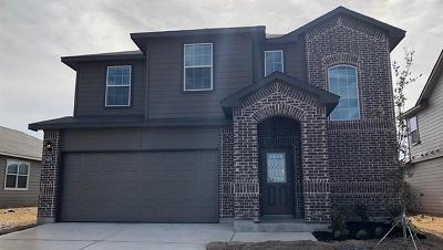 San Marcos Single Family Home For Sale: 109 Miles Drive