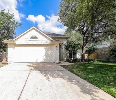 Cedar Park Single Family Home For Sale: 2400 Drifting Leaf Dr