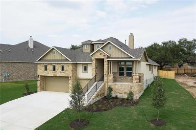 Georgetown Single Family Home For Sale: 1217 Winding Way Dr