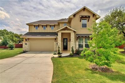 Georgetown Single Family Home For Sale: 1220 Falling Hills Dr