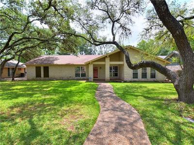 Austin Single Family Home Pending - Taking Backups: 8613 Silver Ridge Dr
