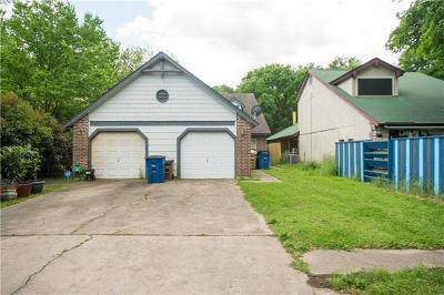 Austin Rental For Rent: 1709 Cinnamon Path #B