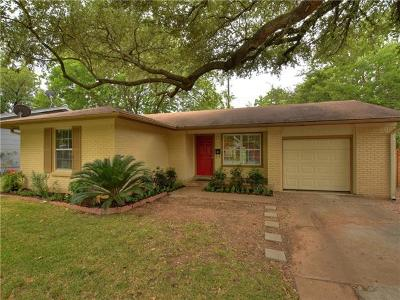 Austin Single Family Home For Sale: 2610 East Side Dr