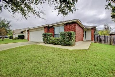 Pflugerville Single Family Home For Sale: 14905 Earl Grey Ln
