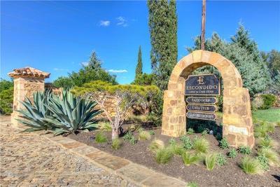 Horseshoe Bay Residential Lots & Land For Sale: Lot 5A La Serena Loop
