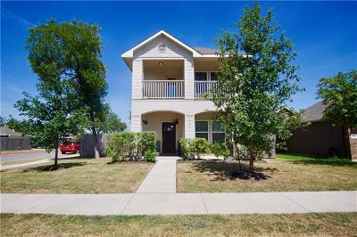 Buda Single Family Home For Sale: 518 Stonewood Ln