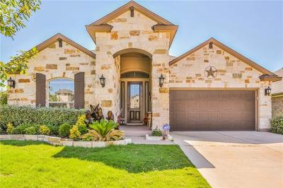 Leander Single Family Home For Sale: 2412 Lyla Ln
