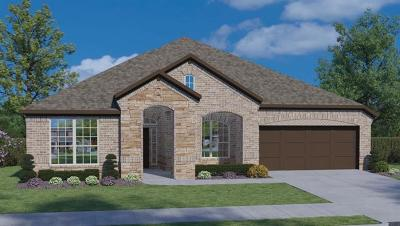 Pflugerville Single Family Home For Sale: 16441 Marcello Dr