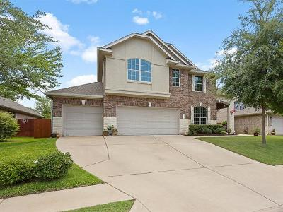 Cedar Park Single Family Home For Sale: 2304 Pipit Ct