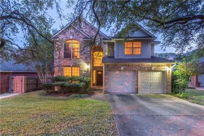 Travis County Single Family Home Pending - Taking Backups: 6507 Farmdale Ln
