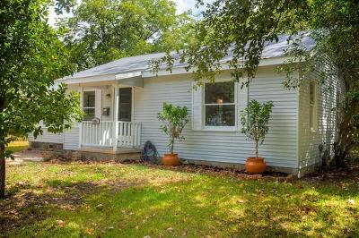 Single Family Home Pending - Taking Backups: 5801 Duval St