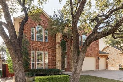 Cedar Park Single Family Home For Sale: 517 Fallen Oaks Dr