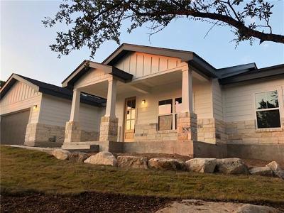 Lago Vista Single Family Home For Sale: 20600 Twisting Trl