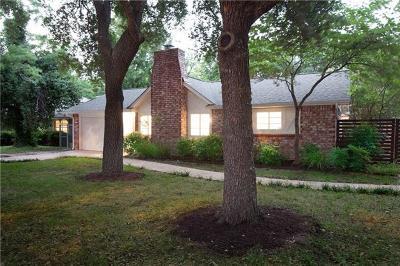 Austin Single Family Home For Sale: 1106 Kenyon Dr