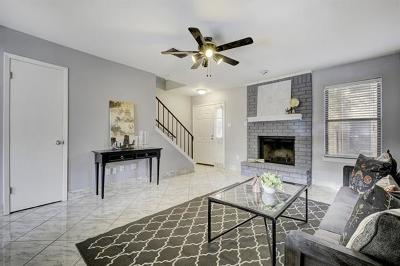 Austin Condo/Townhouse For Sale: 814 Banister Ln
