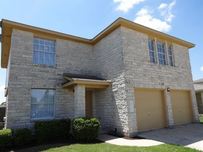 Hutto Rental For Rent: 304 Janis Mae Dr