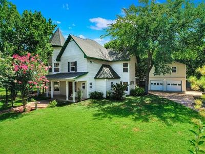 Bastrop Single Family Home For Sale: 105 Bush Cv