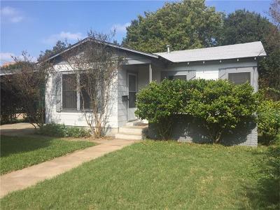 Single Family Home For Sale: 904 Stark St