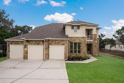 Dripping Springs Single Family Home For Sale: 567 Pecos River