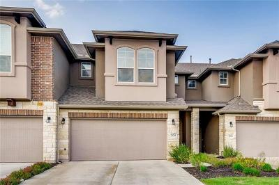 Pflugerville Condo/Townhouse Pending - Taking Backups: 204 Parable Cv