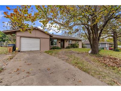 Austin Single Family Home For Sale: 2924 Norwood Hill Rd