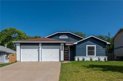 Travis County Single Family Home Pending - Taking Backups: 11505 Guernsey Dr