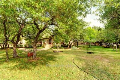Dripping Springs Single Family Home For Sale: 301 Saddle Blanket Dr
