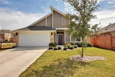Hays County, Travis County, Williamson County Single Family Home For Sale: 7013 Brick Slope Path