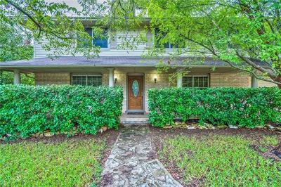 Austin Single Family Home For Sale: 6207 Adel Cv
