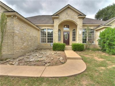 Dripping Springs Single Family Home Pending - Taking Backups: 11231 W Cave Blvd