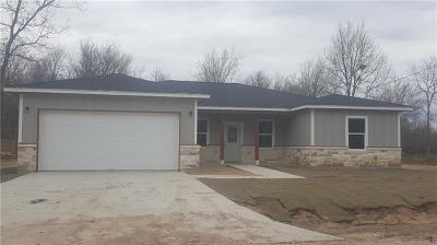 Bastrop County Single Family Home Pending - Taking Backups: 107 Naalehu Ct
