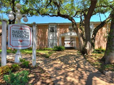 Austin Condo/Townhouse Pending - Taking Backups: 1240 Barton Hills Dr #110