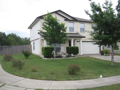 Hutto Single Family Home Pending - Taking Backups: 208 Whitfield St