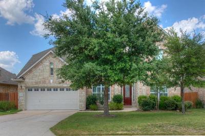 Austin Single Family Home Pending - Taking Backups: 12408 Capitol Saddlery Trl