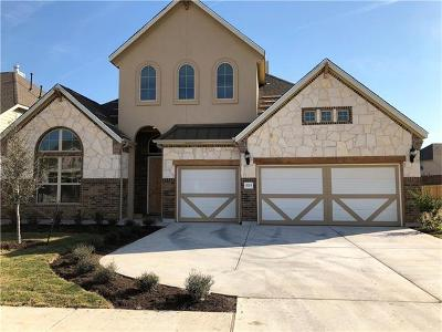 Pflugerville Single Family Home For Sale: 3725 Del Payne Ln