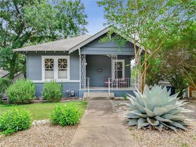 Austin TX Single Family Home Coming Soon: $721,000